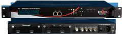 Thor 4Ch HDMI to ATSC Encoder Modulator w/ Low Latency & IPTV Streamer - H-4HDMI-ATSC-IPLL