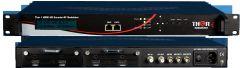 Thor 4Ch HDMI to ATSC Encoder Modulator w/ Low Latency & IPTV Streamer - H-4HDMI-ATSC-IPLL