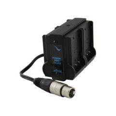 Indipro Tools H44XLR Quad DMW-BLF19 Power Pod System with 4-Pin Neutrik XLR Connector