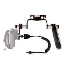 Shape Quick handle rod bloc + canon c series relocator system - HANDCS