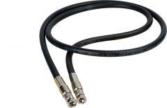 Laird Digital Cinema HDBNC1695-MM15 Laird  Belden 1695A Plenum RG6 HD-BNC Male to HD-BNC Male 6G/HD-SDI Cable - 15 Foot