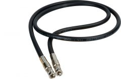 Laird Digital Cinema HDBNC1695-MM25 Laird Belden 1695A Plenum RG6 HD-BNC Male to HD-BNC Male 6G/HD-SDI Cable - 25 Foot
