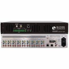 Blonder Tongue HDE-8C-QAM/IP w/Opt 2 High Definition Encoder - 8...