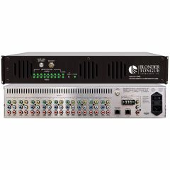 Blonder Tongue HDE-8C-QAM w/Opt 2 High Definition Encoder - 8...