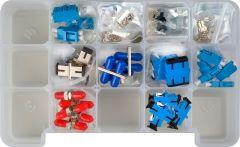 Camplex HF-FIBERSMA-KIT  Singlemode Fiber Adapter Kit