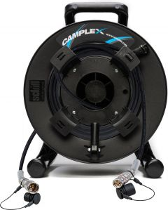 Camplex HF-TR7SMPTE-0500   7.8mm Bend Insensitive SMPTE 311 Fiber Camera Cable on Reel -500 Foot