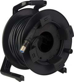 Camplex HF-TROCSMPT-0250  opticalCON DUO SMPTE 311M SM Fiber Optic OB Reel 250 Foot