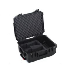 Hive Lighting C Series 2 Light Hard Rolling Case with Custom Foam