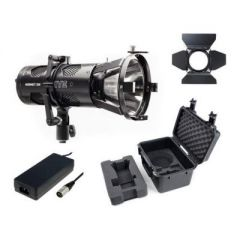 Hive Lighting Hornet 200-C Flood Omni-Color LED Light with Travel Case (No Lens) - Final Sale, Subject to Availability