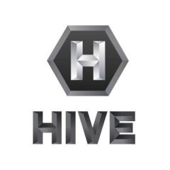 Hive Lighting HLS2C-FRC-2LKIT  Hornet 200-C Flood Omni-Color LED 2 Light Kit with 2 Stands and Case (Custom Foam)