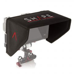 Shape Sun hood for Atomos & 7q cage - HOODCAGE1