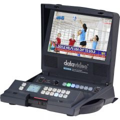 DataVideo HRS-30 HD recorder & monitor in one