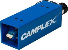 Camplex HYDAP-FLC  SMPTE Lemo EDW 311M Female to Duplex LC Fiber Optic Adapter