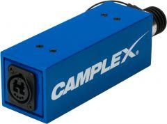 Camplex HYDAP-FNT1-PWR  SMPTE Active/w Power SMPTE 311M Female to Neutrik opticalCon DUO Fiber Optic Adapter