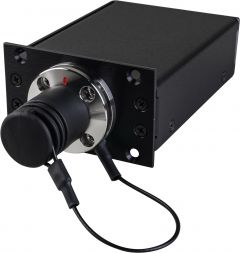 Camplex HYMOD-1R03   SMPTE FXW Plug to 2 ST Fiber & 8-Pin AMP for 1RU HYMOD Systems