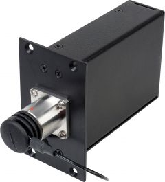 Camplex HYMOD-2R02   SMPTE EDW Jack to 2 ST Fiber & 5-Pin AMP for 2RU HYMOD Systems