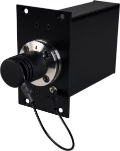 Camplex HYMOD-2R05   SMPTE FXW Plug to 2 ST Fiber & 6-Pin AMP for 2RU HYMOD Systems