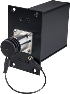 Camplex HYMOD-2R06   SMPTE EDW Jack to 2 ST Fiber & 6-Pin AMP for 2RU HYMOD Systems