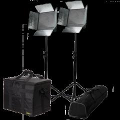 Ikan IB1000-2PT-KIT Kit w/ 2 X IB1000 lights