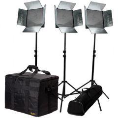 Ikan IB1000-KIT Kit w/ 3 X IB1000 lights