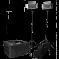 Ikan IB500-2PT-KIT Kit w/ 2 X IB500 lights