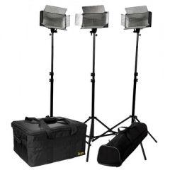 Ikan IB500-KIT Kit w/ 3 X IB500 lights