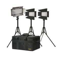 Ikan IBK23150-v3 Small Interview Dual Color Kit (2 x iLED312-v2,...