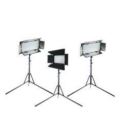 Ikan IBK25013-v3 Interview Bi-Color Kit w/ 2 x IB508-v2, 1 x...