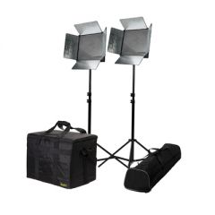 Ikan ID1000-v2-2PT-KIT Kit w/ 2 X ID1000-v2 lights