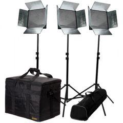 Ikan ID1000-v2-KIT Kit w/ 3 X ID1000-v2 lights