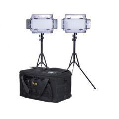 Ikan ID508-v2-2PT-KIT Kit w/ 2 x ID508-v2 LED Studio Light