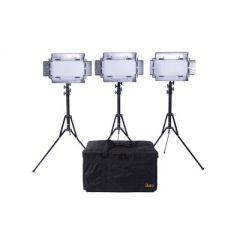 Ikan ID508-v2-KIT Kit w/ 3 x ID508-v2 LED Studio Light