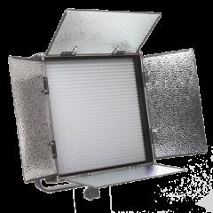 Ikan IFD1024 Featherweight Daylight LED Light w/ AB & V-Mount...