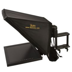 "Ikan PT3700 17"" Rod Based Location / Studio Teleprompter"