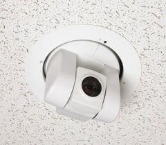 Vaddio 999-2225-050 IN-Ceiling Half Recessed Enclosure for...