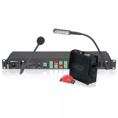 DataVideo ITC100HP2K Intercom System