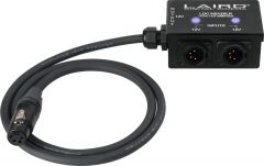 Laird Digital Cinema LDC-HS12XLR Laird  12-Volt Twin Input 4-Pin XLR Power Box