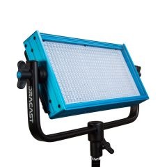 Dracast LED500 PLUS - Bi-Color with RJ45 DMX Controls, V-Mount and Gold Mount Battery Plates
