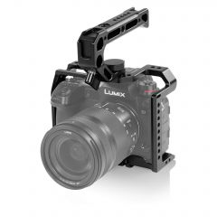 Shape Panasonic Lumix S1R, S1 cage, top handle - LS1THC