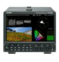 Leader Instruments LV5490SER07 Leader LV5490-OP07 HDR Software Option only for LV5490/E and LV5480/E