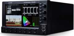 Leader Instruments LV5600-SER01 Leader  SDI INPUTS (4) - Includes CLOSED CAPTIONS and CIE DISPLAY) Common to LV5600 and LV7600 (hardware)