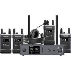 Hollyland Mars T1000 Full Duplex Wireless Intercom System