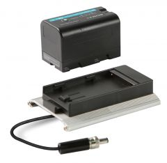 DataVideo MB-4-S2 Battery adapter / mount for DAC series