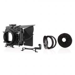 Shape SHAPE 4 x 5.6 carbon fiber swing-away matte box 15 mm/19 mm rod mount - MCF456