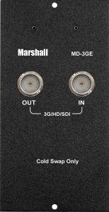 Marshall Electronics MD-3GE Marshall  3G-SDI Input Module with Loop-Through