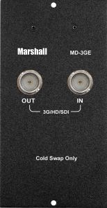 Marshall Electronics MD-3GE Marshall  3G-SDI Input Module with Loop-Through