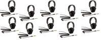 Sony MDR7506PAC10 Ten Pack of MDR-7506 Headphones