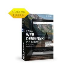 Magix Xara Web Designer 17 Premium (Academic) ESD