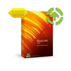 Magix Vegas Pro 18 Edit (Upgrade from Previous Version, Academic) ESD