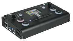 RGBlink mini+ Video Switcher with 4 x HDMI Inputs (PTZ/Logo/Chroma Key)